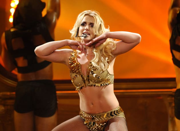Spears Live in Concert