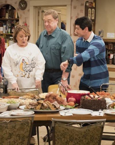 Roseanne Season 10 Pic