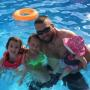 Corey Simms, Daughters