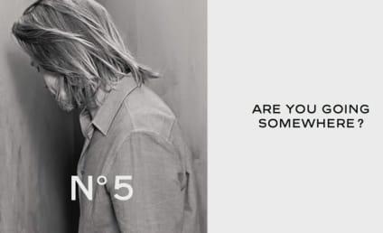 Brad Pitt Chanel Ad Asks: You Going Somewhere?