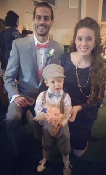 Jill and Derick Dillard Family Photo