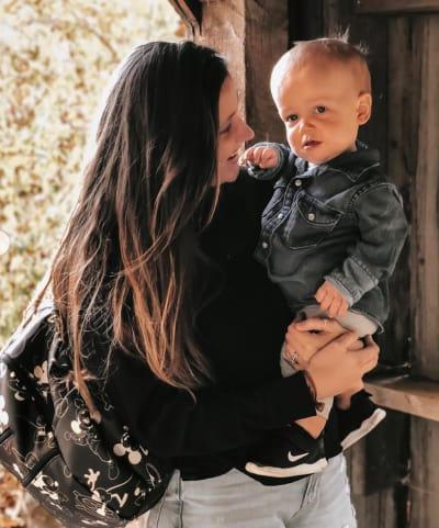Tori Roloff and Her Cutie