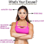 Maria Kang 'What's Your Excuse' Photo