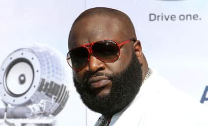 Cops Investigating Murder Outside Rick Ross' Place