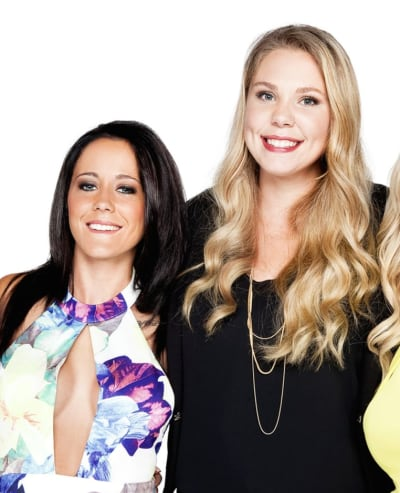 Jenelle Evans and Kailyn Lowry Photo