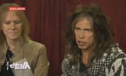 Steven Tyler Denies Racist Charge, Apologizes to Nicki Minaj