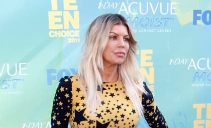 Fergie in Elle: A Hairstyle Retrospective
