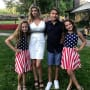 Alexis Bellino and Children, Fourth of July