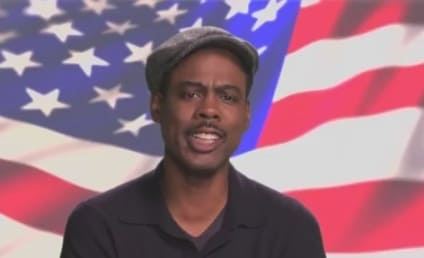 Chris Rock on Barack Obama: He's White!