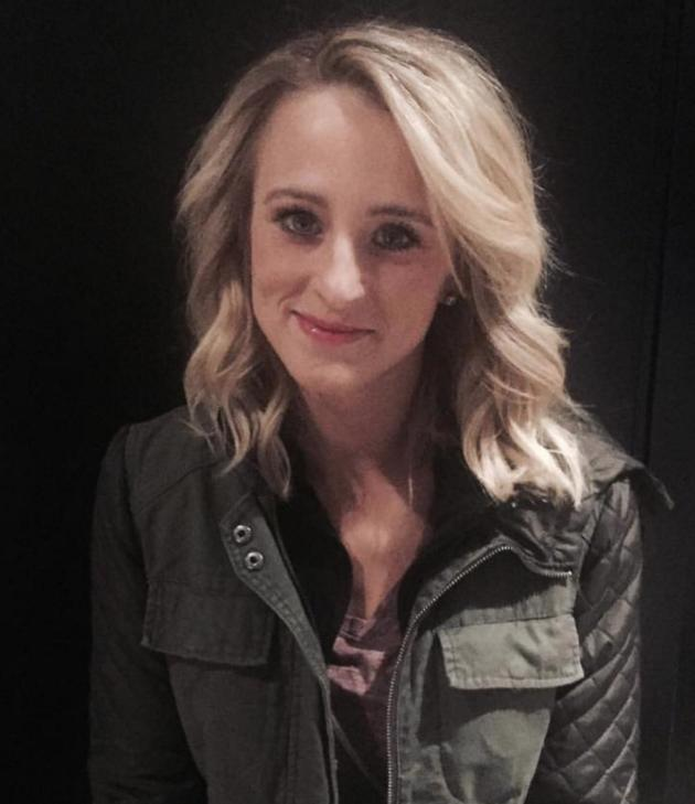 Leah Messer: Pretending To Quit Smoking For Teen Mom 2