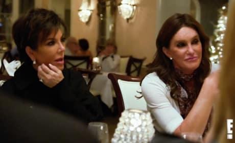 Kris Jenner: Caitlyn Never Told Me She Was Transgender, Like, Ever