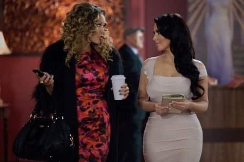 Vanessa Williams Kim Kardashian in Temptation