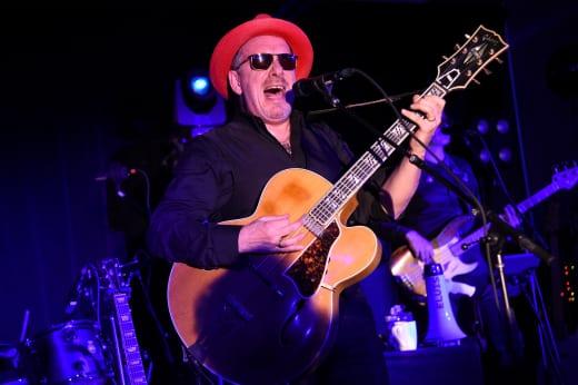 Elvis Costello Pic