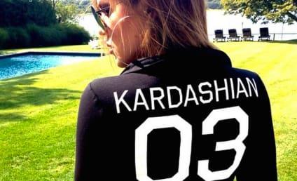 Khloe Kardashian on Instagram: Check Out My Butt!!!