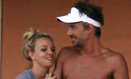 Britney Spears: Dating Jason Trawick (Again)?