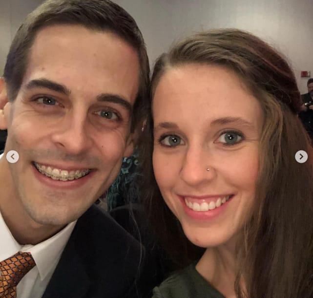 Jill and derick selfie