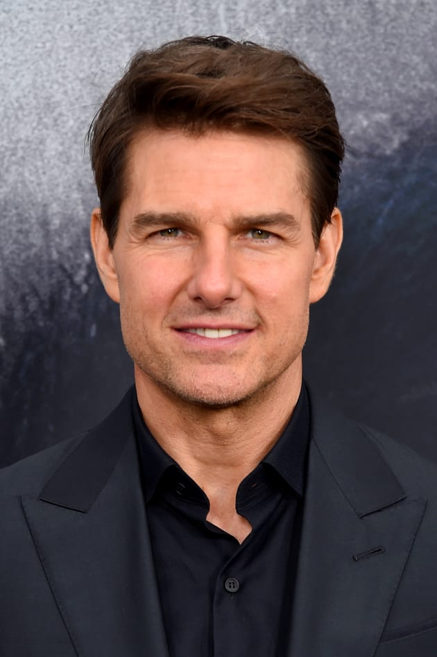 Ojos verdes - Famosas y famosos con los ojos de color VERDE Tom-cruise-in-all-black