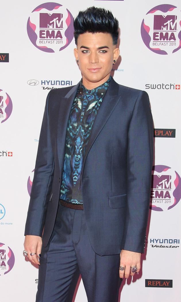 Awesome Adam Lambert