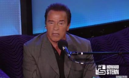"Arnold Schwarzenegger Praises Miley Cyrus as ""Fantastic Person"""
