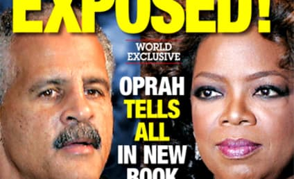 False Report: Oprah Winfrey to Address Lesbian Rumors in New Book