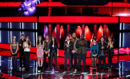 The Voice Top 10: Who Ya Got to Win This Thing?