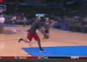 Derrick Rose Dunk: Pregame Highlight of the Year!