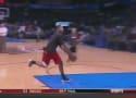 Derrick Rose Dunk: Pregame Highlight of the Year!