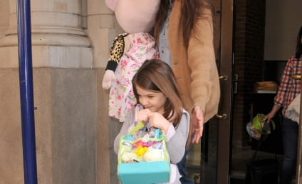 Celebrity Fashion Watch: Suri Cruise in High Heels!