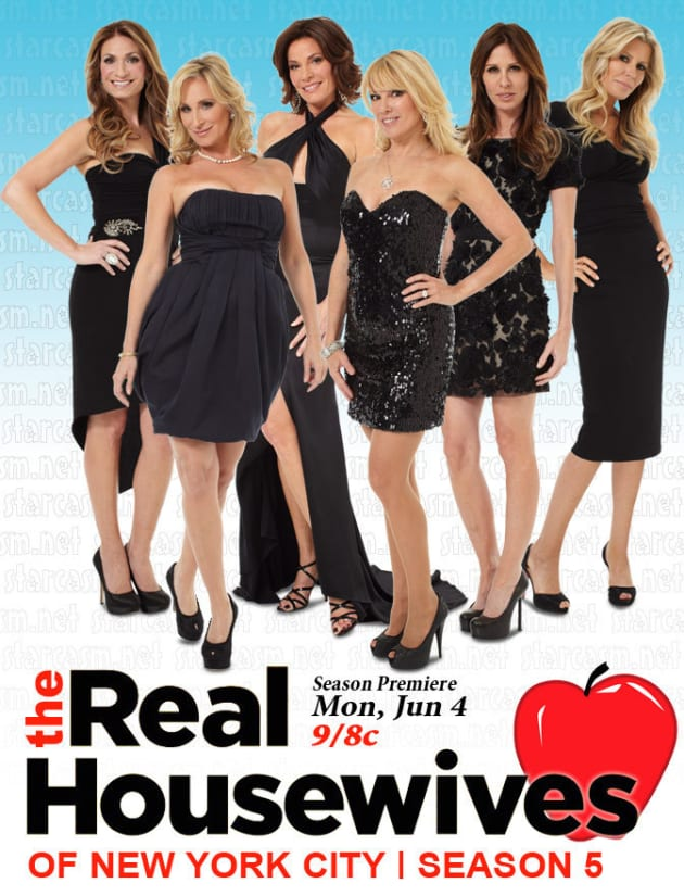 The Real Housewives of New York Cast Pic