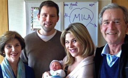 Jenna Bush Hager Introduces Baby Mila: First Photos!