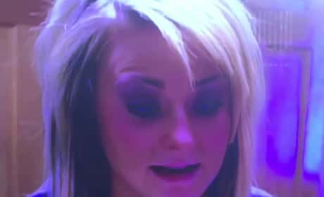 Leah Messer on Drugs