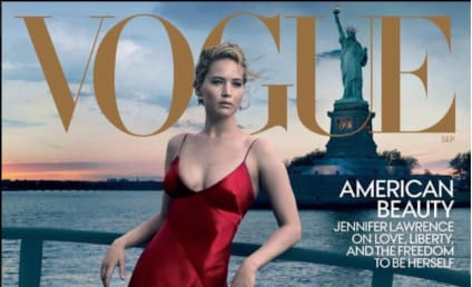 Jennifer Lawrence Is Bad For America, Claims Breitbart Douche