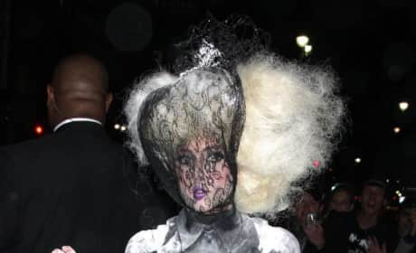 A Lady Gaga Fashion Moment