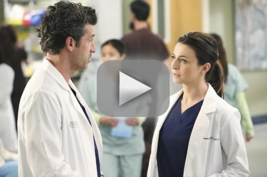 Greys Anatomy Season 11 Episode 7 Recap Blasted By Her Past The