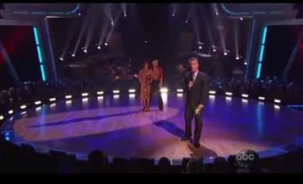 Touchy Situation: Jersey Shore Star Storms Off Dancing With the Stars Set After Poor Scores