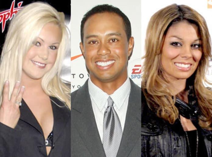 Tiger Woods Mistresses Just Cant Quit Him The Hollywood Gossip