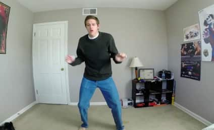 College Student Does the Napoleon Dynamite Dance for 100 Straight Days