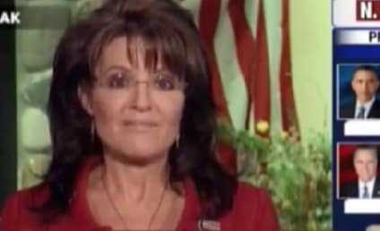 "Sarah Palin, '80s Hair Lament ""Catastrophic"" Setback of Obama Win"