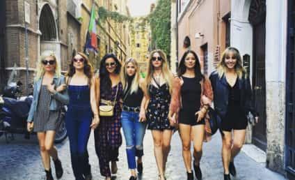 Troian Bellisario Bachelorette Party: See The Pics!