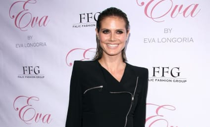 Heidi Klum, Elle Macpherson Tangle over 'The Body'