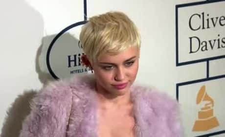 Miley Cyrus Embraces Sexual Image