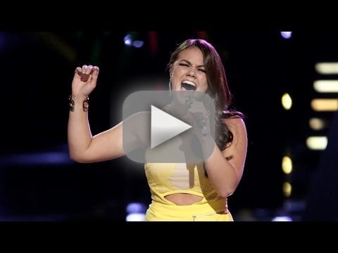 Tess Boyer - Ain't It Fun (The Voice)