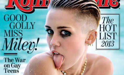 43 Stars Who Have Nearly Bared Their Breasts in Magazines
