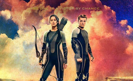Catching Fire Poster: #VictorsRevealed