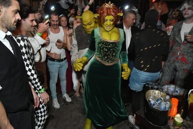 Dance It Up, Heidi!