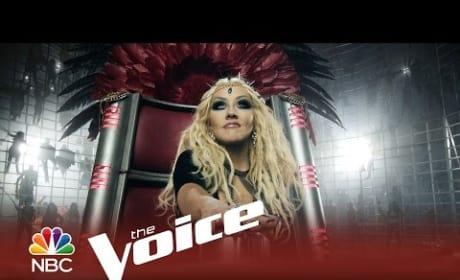 The Voice Super Bowl Commercial
