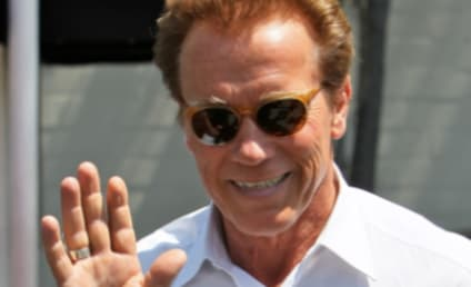More Arnold Schwarzenegger Love Child Scandals to Come? You Bet, Jane Seymour Says!