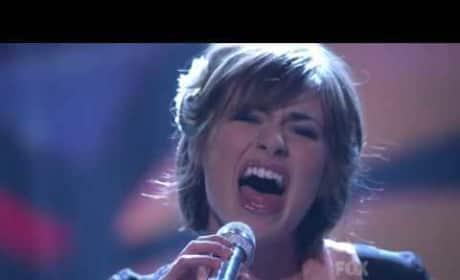 Siobhan Magnus on Idol