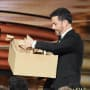 Jimmy Kimmel Sandwiches 2016 Emmy Awards