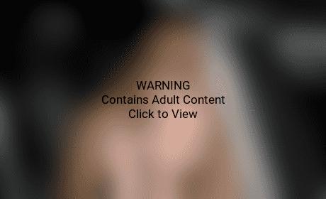 Britney Crotch Shot: Censored
